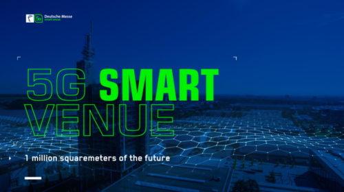 Siemens buduje privátní 5G síť na německém výstavišti Deutsche Messe