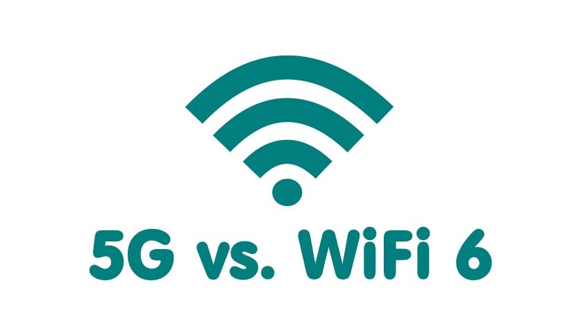 5G WiFi 6