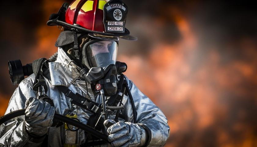 5G firefighter