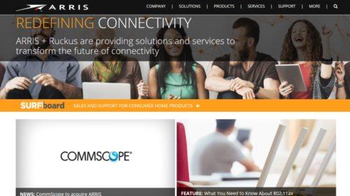 Společnost CommScope získala ARRIS za 7,4 miliardy dolarů