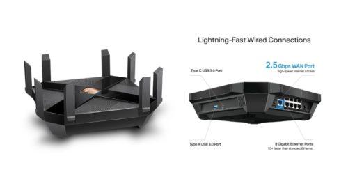 Router s podporou standardu Wi-Fi 6