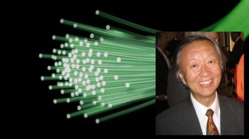 Zemřel Charles Kuen Kao, průkopník optického vlákna