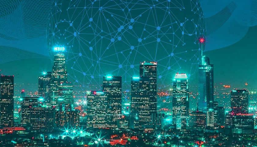 CommScope smart city 5G