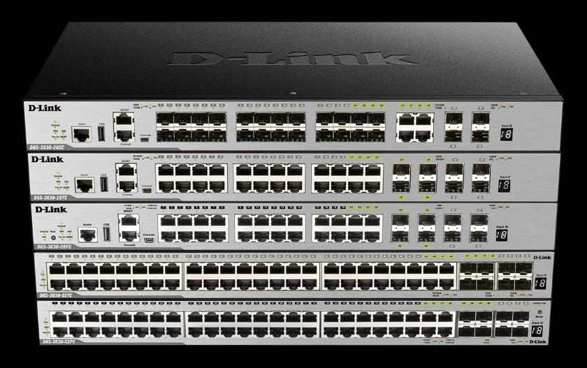 D-Link_DGS-3630-28SC28TC28PC52TC52PC