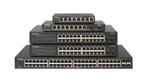 Ethernetové IPV6 přepínače
