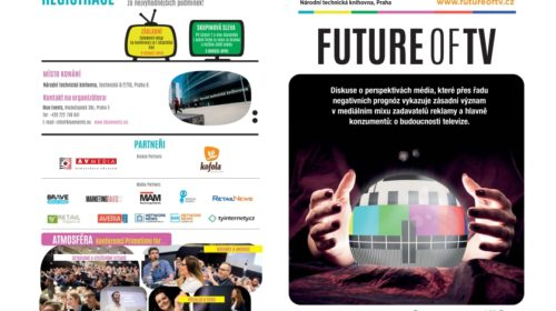 Konference: Future of TV