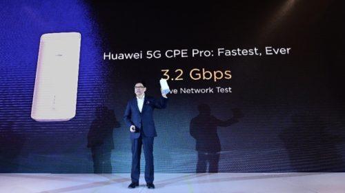 Nejvýkonnější 5G čipset Balong 5000