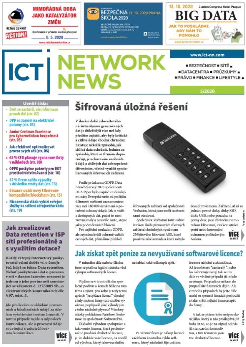 ICTNN 5-2020 cover