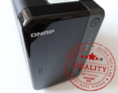QNAP razítko