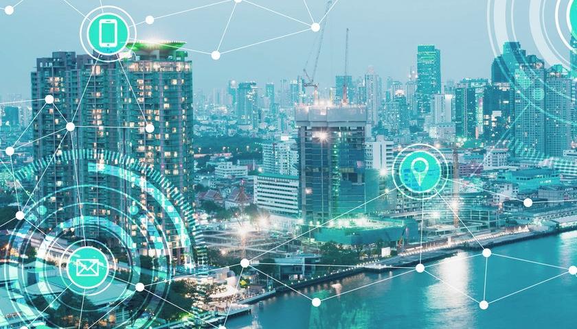IoT napájení přes Ethernet
