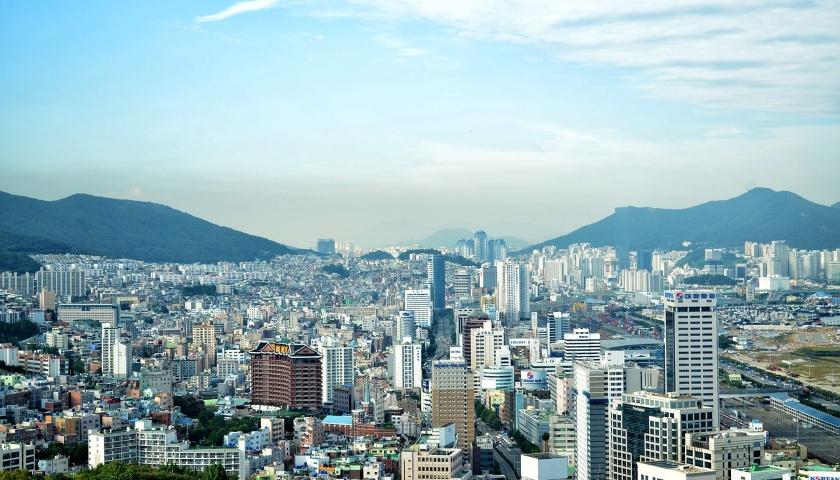 Jižní Korea 5G