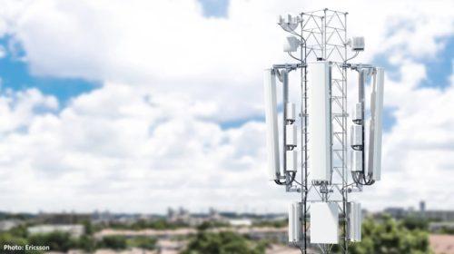 Rekordní rychlost 2 gigabity za sekundu (Gb/s) v síti 4G
