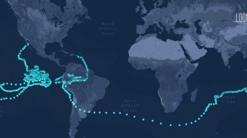 Loon balón nastavuje rekord, 312 dní stratosférického letu