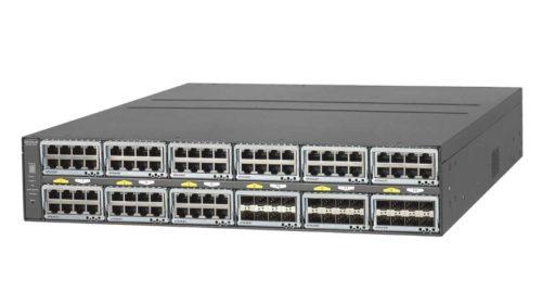 Unikátní přepínací platforma s 10Gb a 40Gb porty a podporou AV-OVER-IP