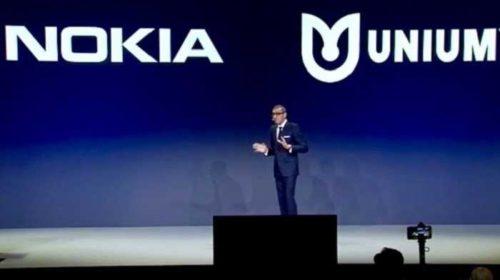 Společnost Nokia dokončila akvizici společnosti Unium