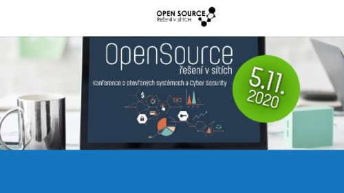 OpenSource řešení v sítích – tentokrát ONLINE