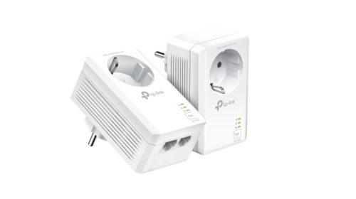 Powerline adaptéry s technologií Mesh