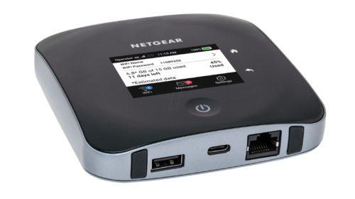 Prémiový mobilní router Nighthawk M2