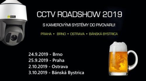 Pozvánka: CCTV ROADSHOW