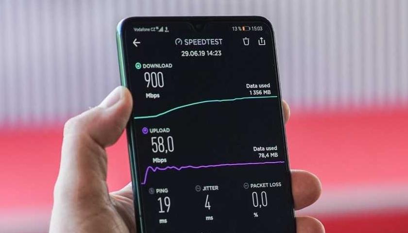 První 5G holografický hovor v Česku