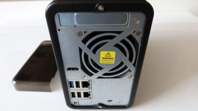 QNAP TS-253D NAS obrazek 3