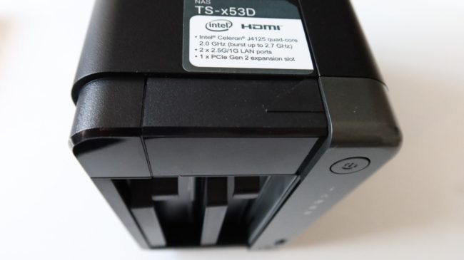 QNAP TS-253D NAS obrazek 9