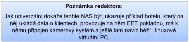 QNAP TS-253D NAS redakce obrazek 1