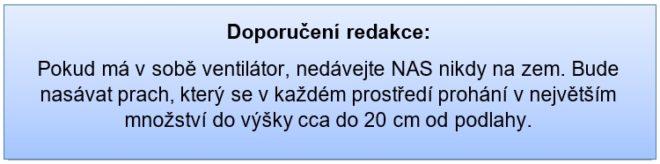 QNAP TS-253D NAS redakce obrazek 3