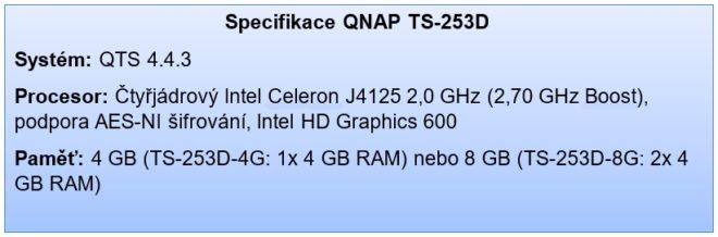 QNAP TS-253D NAS redakce obrazek 4a