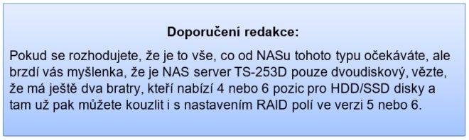 QNAP TS-253D NAS redakce obrazek 6a
