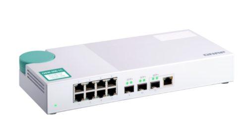 Neřízené přepojovače pro budování 10GbE sítí