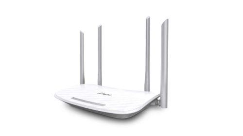 Bezdrátový AC router s nastavením pro ISP