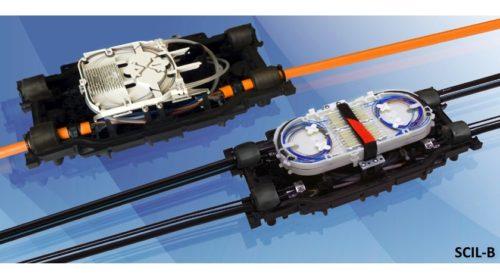 In-line optické spojky pro sítě FTTX – CommScope SCIL