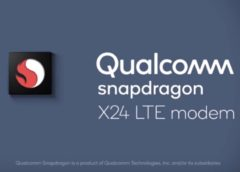 Snapdragon X24 Gigabit LTE modem