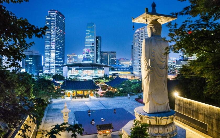 Soul Jižní Korea
