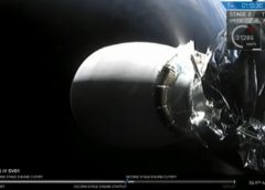 Space X Launch GPS