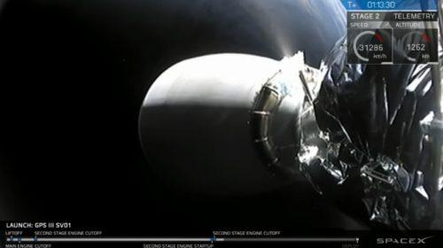 SpaceX doufá, že získá 500 milionů dolarů pro svou satelitní širokopásmovou síť