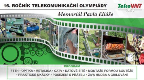 16. ročník Telekomunikační olympiády