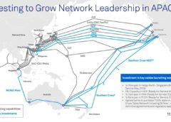 Telstra subsea cable network investments