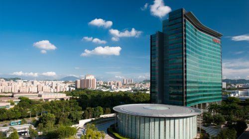 Huawei je největším světovým dodavatelem telekomunikací