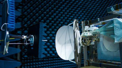 Nový širokopásmový modul na ISS předává data přímo do Velké Británie