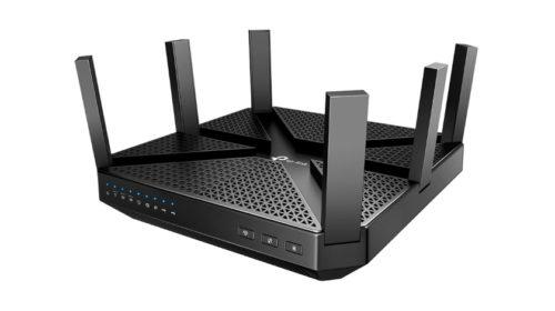 Výkonný MU-MIMO router se čtyřjádrovým procesorem
