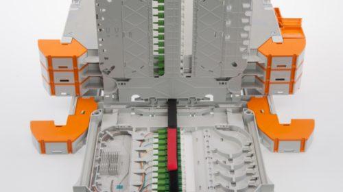 Nová generace optických spojek a rozvaděčů od firmy CommScope