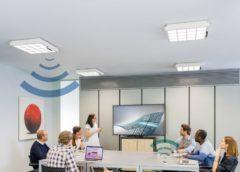Vysokorychlostní systém LiFi pro komerční účely