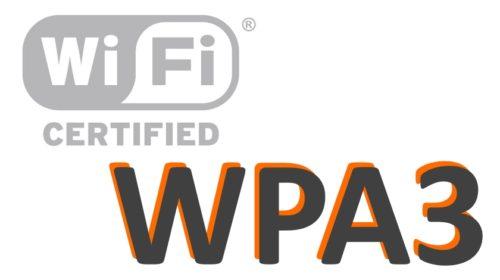 Začíná certifikace WPA3