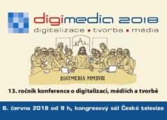 digimedia 2018 13ty rocnik konference