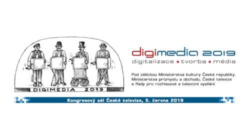 Pozvánka: Konference DIGIMEDIA 2019