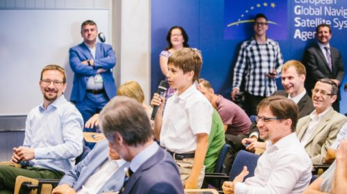 Satelitní systém Galileo přináší Evropě zisk