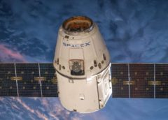 spacex satelit