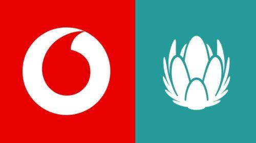 Vodafone koupí UPC